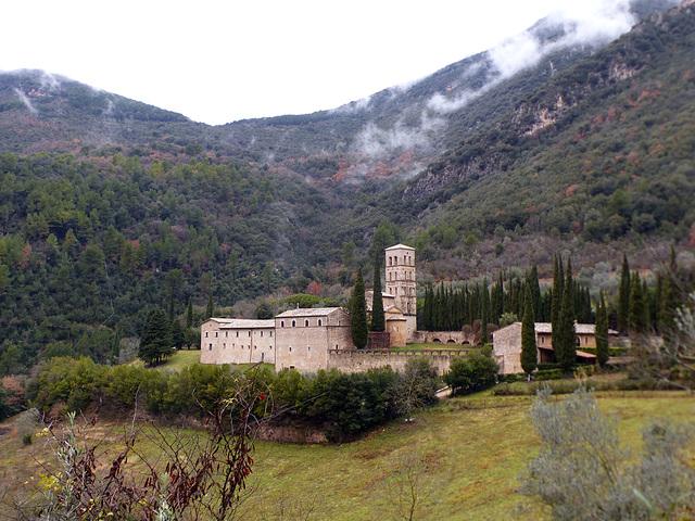 Ferentillo - Abbazia di San Pietro in Valle