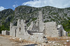 Olympos, The Ruins of Ancient Building