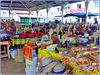 Guadalupa : una rapida visita al mercato di Pointe-à-Pitre prima di spiccare  il volo per Parigi