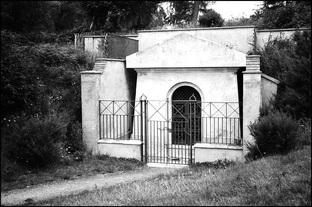Hope Mausoleum, Deepdene, Surrey.