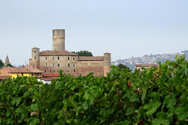 un castello in Piemonte