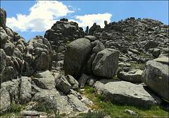 El Cancho de la Bola - granite!!