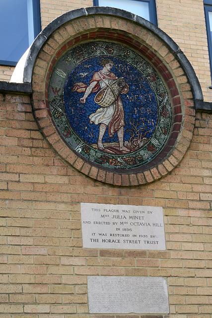 Sower Mosaic
