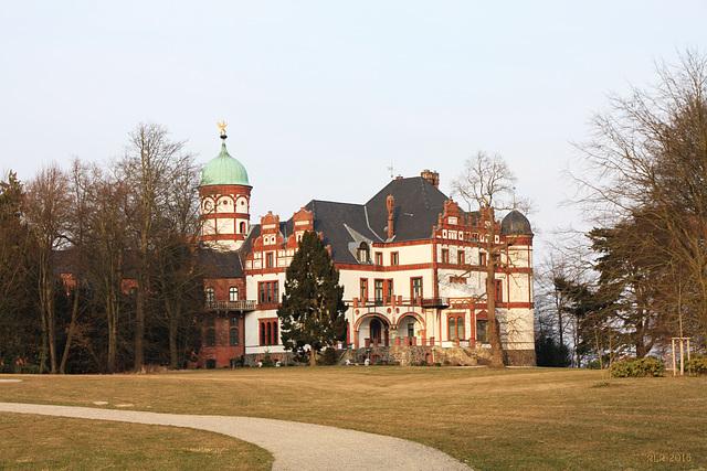Lübstorf, Schloss Wiligrad
