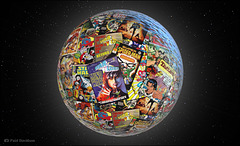 The Mighty World Of Comics ...