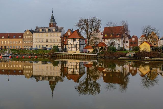 Glückstadt.........(Deuschtland)...............Le village du bonheur 2.