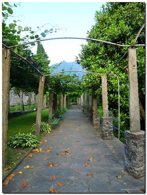 Giardino al Calvario-Garden on the Calvary