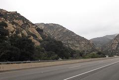 Montagnes routières