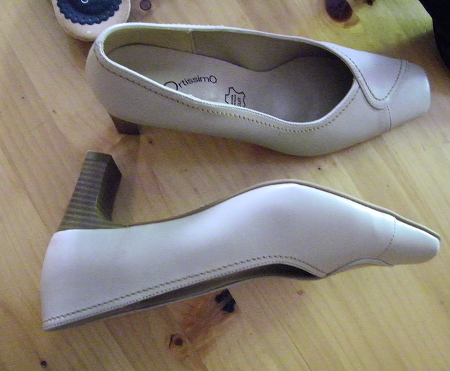 Valériane - Ses belles chaussures Fortissimo