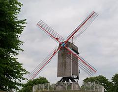 Sint-Janshuismolen, Brügge