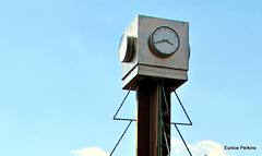 Tokoroa Town Clock.