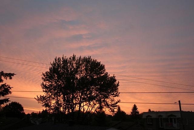 sunrise may 25 mai 2017 lever de soleil