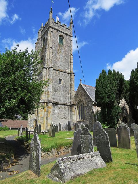 tamerton foliat church, devon