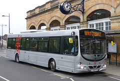 Buses around York (1) - 23 March 2016