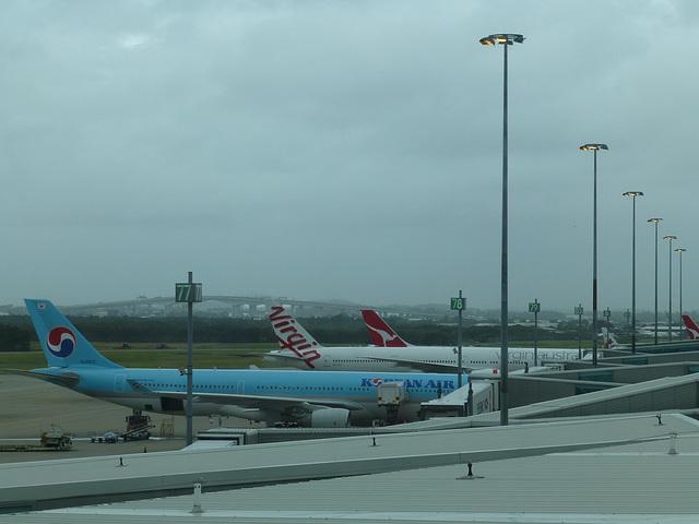 International Terminal - BNE - 19 February 2015