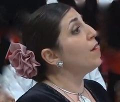 "Naira Assatryan chante : ""Holy Love"""