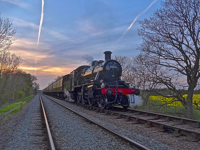 Great Central Railway Swithland Leicestershire 5th May  2016