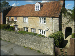 stone cottage at Cumnor
