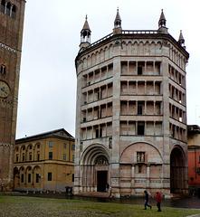 Parma - Battistero di San Giovanni