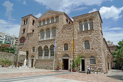 Greece - Thessaloniki, Church of Saint Demetrius