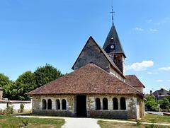 Moussey - Saint-Martin