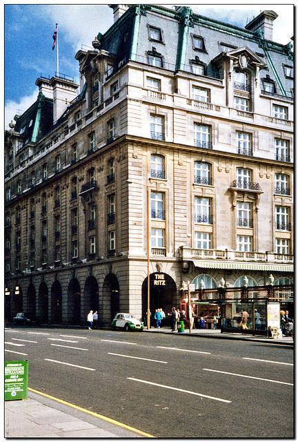 London | The Ritz