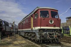 BR 130 101-9 der Deutschen Reichsbahn der DDR