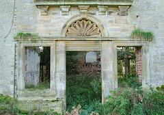 Kirklington Hall, Cumbria (unroofed early 1970s)