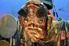 Nationaal Militair Museum 2017 – Genghis Khan exhibtion – Shaman costume