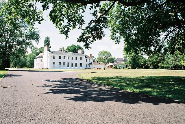 Coney Weston Hall, Suffolk