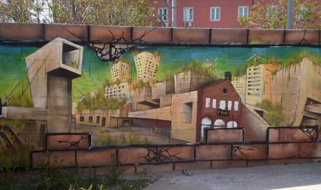 Urban view.