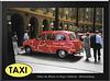 London Taxi Cotes du Rhone vinyl wrap Hays Galleria Bermondsey