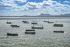 Gibara fishing boats