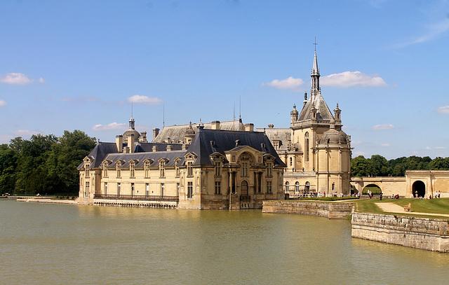 Château de Chantilly (Oise-Picardie)