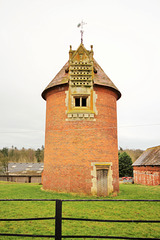 Dovecote, Madresfield Court, Worcestershire