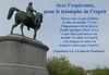 Napoléon, pour le triomphe de l'esprit / por la triumfo de la spirito