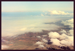 distant view of Wales