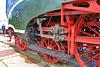 Dampflok 18 201, Dampfmaschine