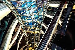 Im Shopping Center MyZeil