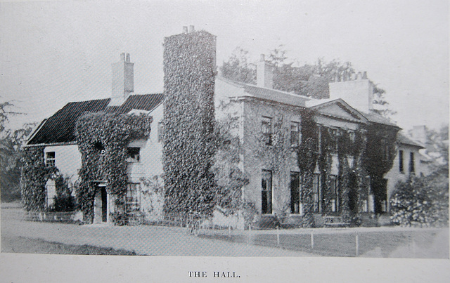 Coney Weston Hall, Suffolk