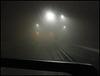 fog on the motorway