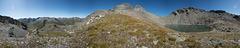360° Panorama Fluesee 2840m ü.NN