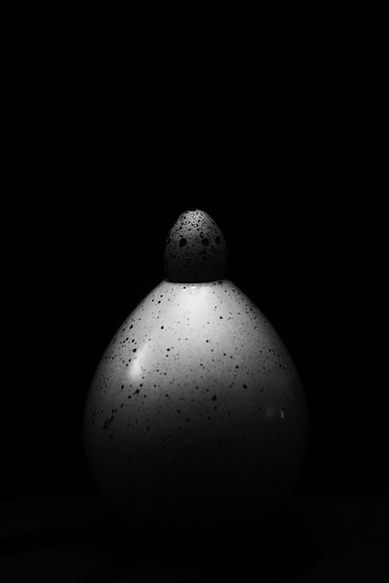quail egg vase I