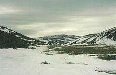 Mai dans le grand nord Québécois / Northern may landscape