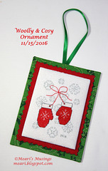 Woolly & Cosy Ornament 11/15/2016
