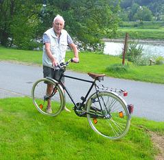 Göricke Fahrrad von 1949