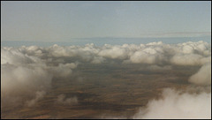 view beyond the clouds