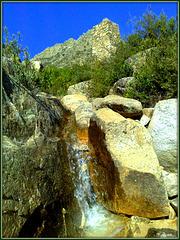 La Sierra de La Cabrera,