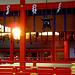 Ceremonial stage, Fushimi Inari-taisha