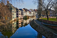 Winter Morning Light, Strasbourg, Alsace, France - 2017-02-19_763